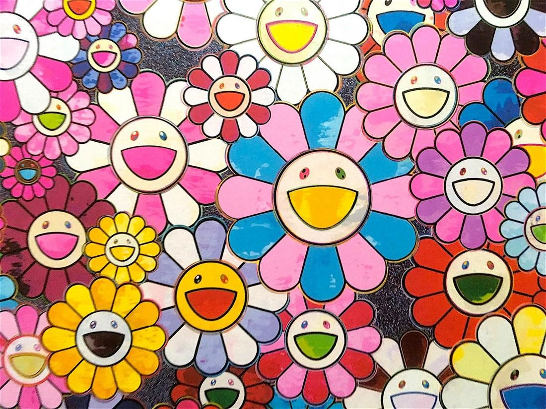 Shangri La Pink - Takashi Murakami - 2