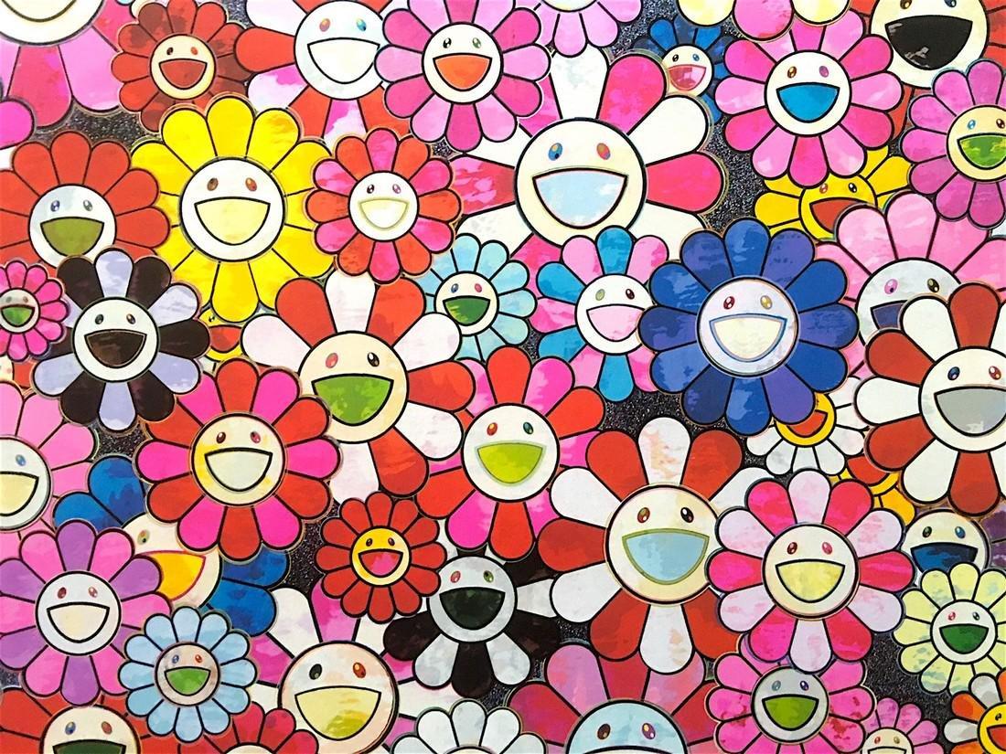 Shangri La Pink - Takashi Murakami - 3