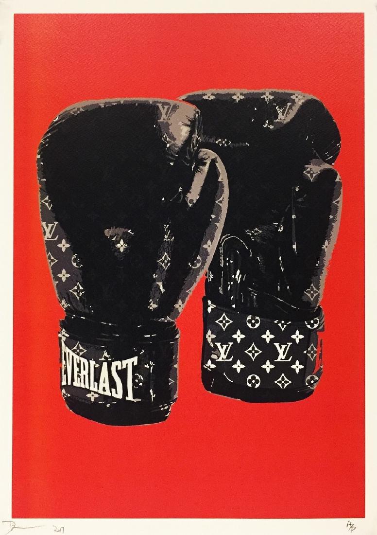 Untitled ('Louis Vuitton Everlast') - Death NYC