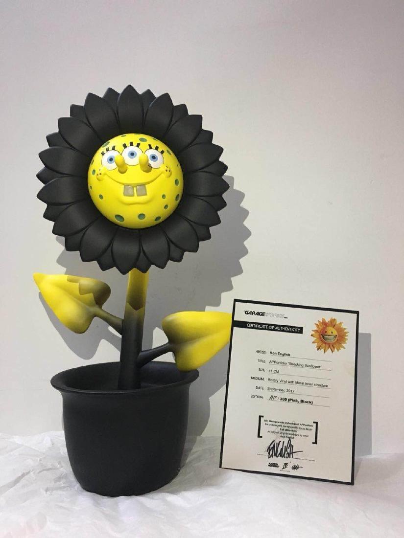 APPortofolio Shocking Sunflower - Ron English