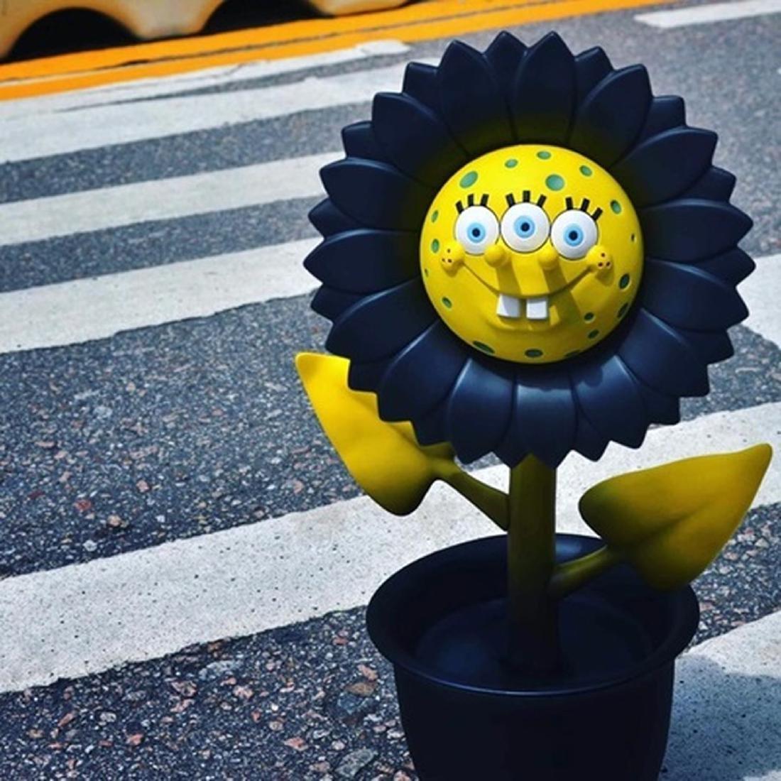 APPortofolio Shocking Sunflower - Ron English - 2