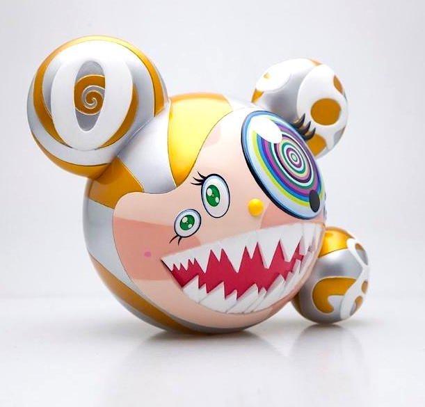 Mr Dob Gold - Takashi Murakami