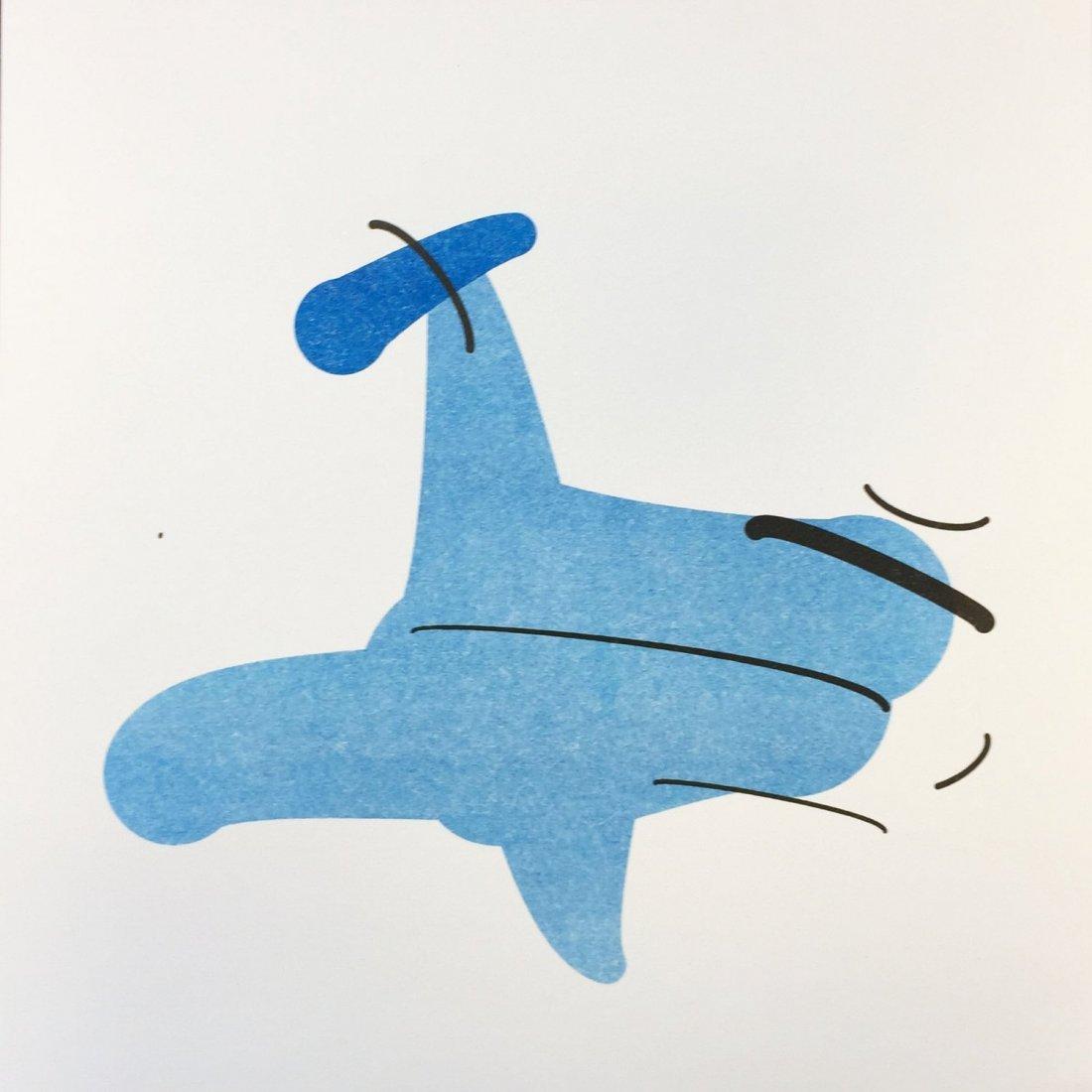 Hammerhead Shark - Tom White