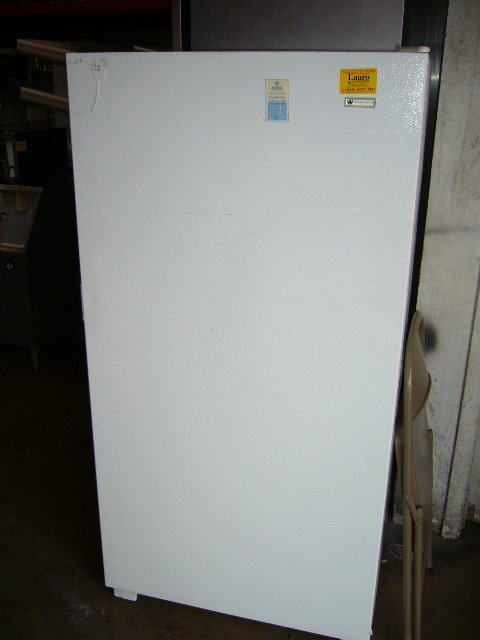72: Westinghouse 1dr. White Freezer