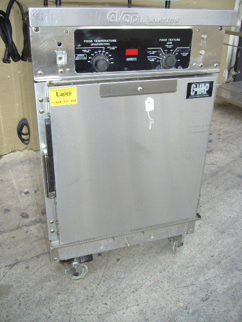 9F: Winston Cvap 1dr. S/S Holding/Proofing Cabinet