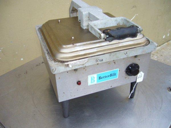 """22F: BetterBilt SSE 14""""x13"""" Sandwich Grill Press"""