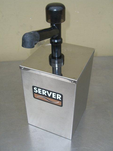 3: New Server SS1L Single Comp. Pump Dispenser