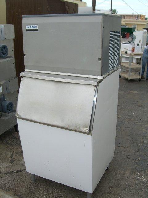 6: Ice-O-Matic EC400FAPB1 400lb Cuber Ice Machine