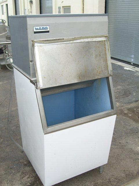 6: Ice-O-Matic EC400FAPB1 400lb Cuber Ice Machine - 2