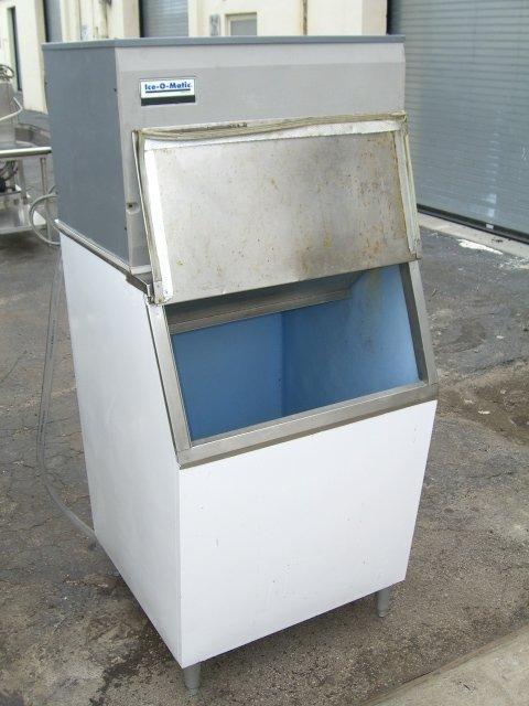 6: Ice-O-Matic EC400FAPB1 400lb Cuber Ice Machine - 3
