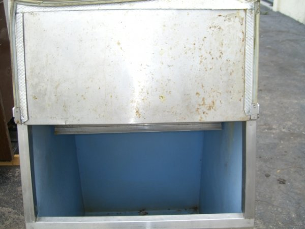 6: Ice-O-Matic EC400FAPB1 400lb Cuber Ice Machine - 4