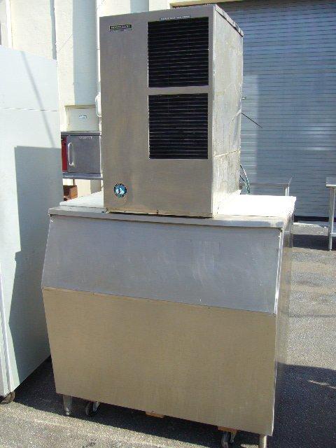 7: Hoshizaki KM-630MAE Cuber Ice Machine