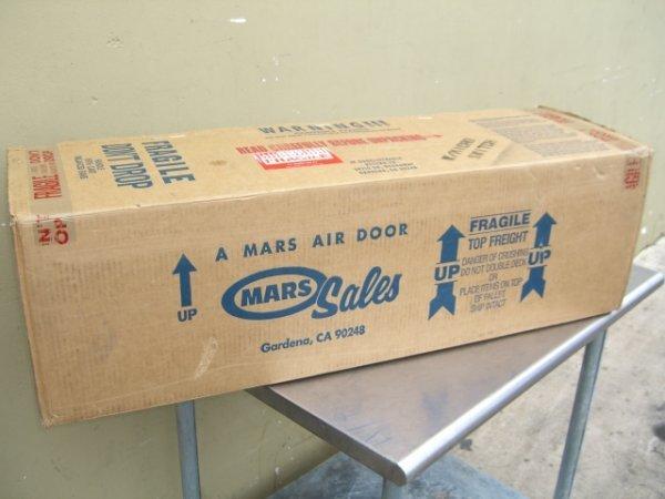 10: New Mars WA-36 Air Door