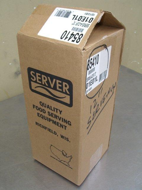 "18: New (2) Server SAC-12  12"" Serve-A-Cup Dispensers"
