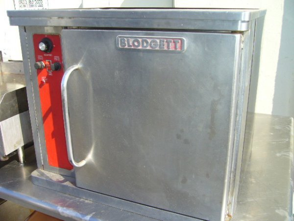 23: Blodgett CTBP-1 Electric Convection Oven