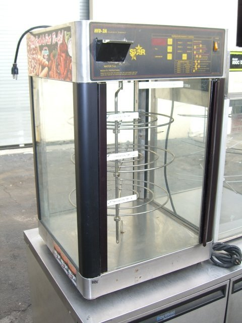 31: Star HFD-2A Humidity Pizza Display Cabinet - 2