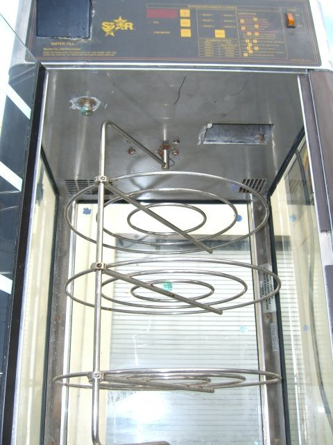 31: Star HFD-2A Humidity Pizza Display Cabinet - 4