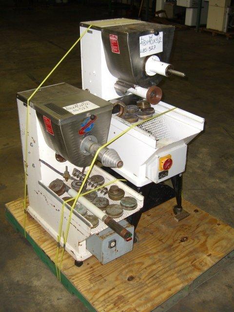 142: La Parmigiana Pasta Machine w/ Mobile Stand (not w