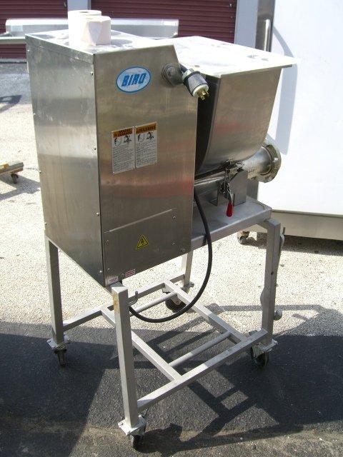 143A: Biro Mini-32 Mixer Grinder Automatic Feed 50lb. - 4