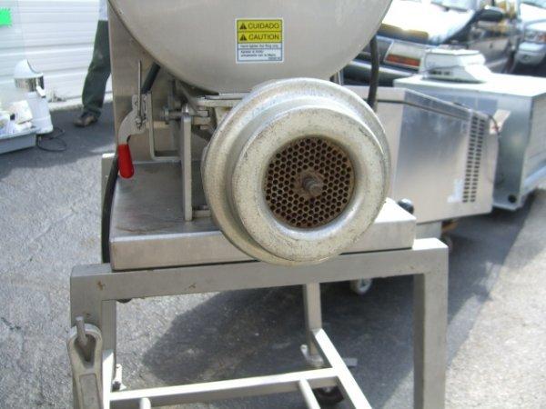 143A: Biro Mini-32 Mixer Grinder Automatic Feed 50lb. - 6