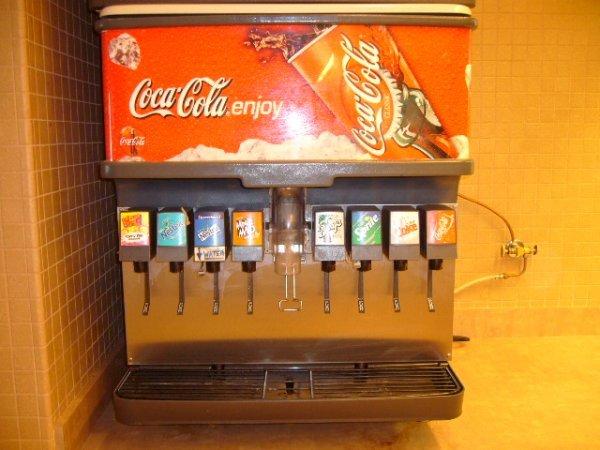 123A: IMI Cornelius DF200BC 8 Flavor Soda Dispenser - 2