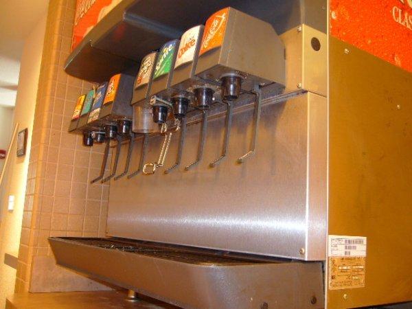 123A: IMI Cornelius DF200BC 8 Flavor Soda Dispenser - 4