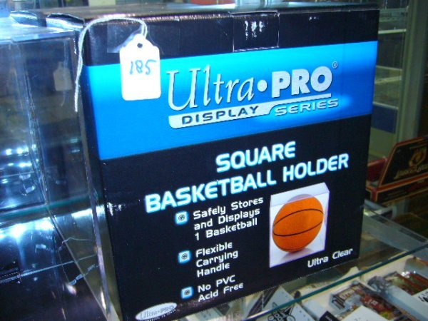 """185: """"New"""" Ultra Pro Display Series Ultra Clear Square"""