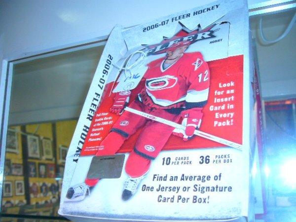 186: (19) NHL Card Packs
