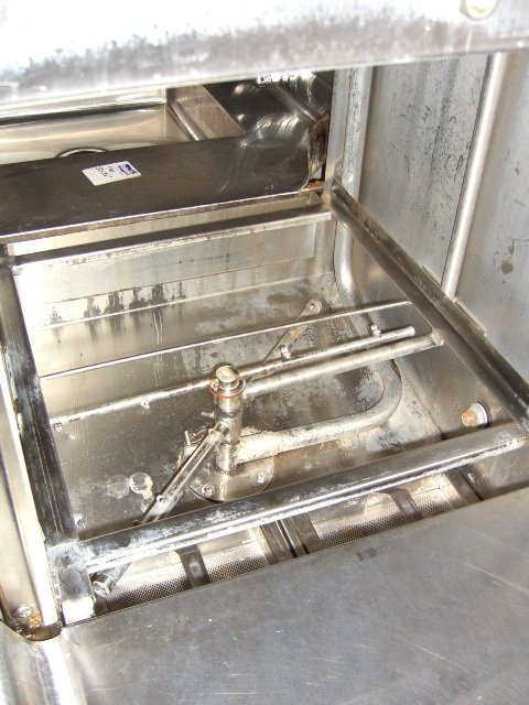 325A: CMA Model HTSB High Temp S/S Dishwashing Machine - 2