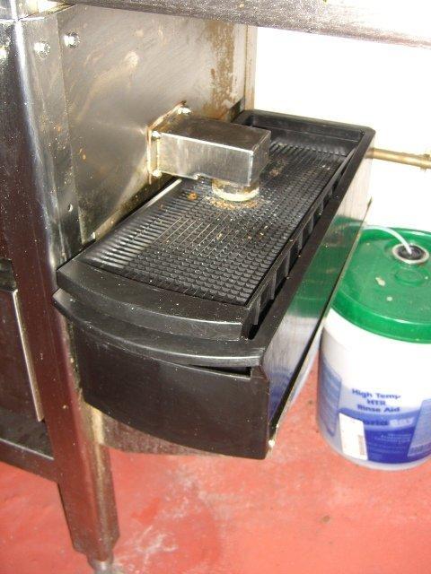 325A: CMA Model HTSB High Temp S/S Dishwashing Machine - 6