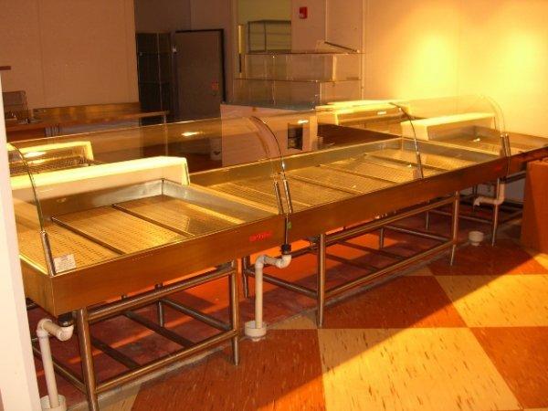 339A: Arneg, Inc. All S/S Seafood Display Case Laguna