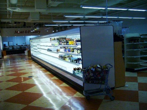 450A: Kysor//Warren QD6L3-12UN Multi Deck Dairy Case - 2