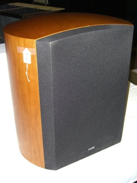 1: Bowers & Wilkins ASW 800 Subwoofer