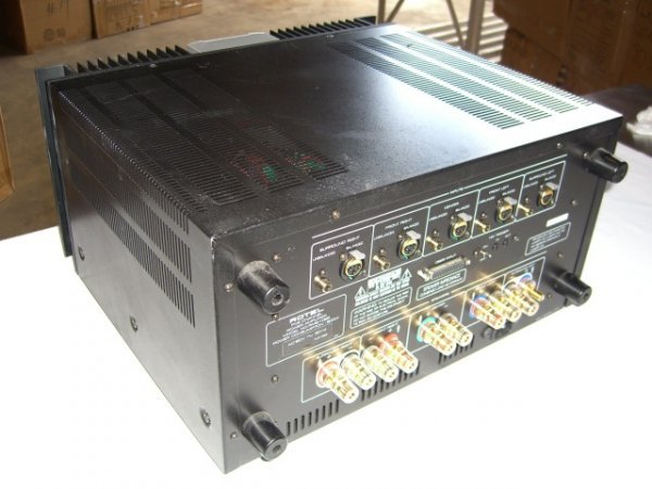 7A: Rotel RMB-1095 Five Channel Power Amplifier - 5
