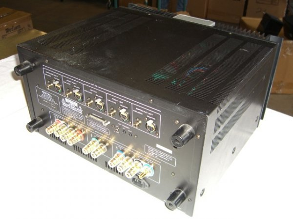 7A: Rotel RMB-1095 Five Channel Power Amplifier - 6