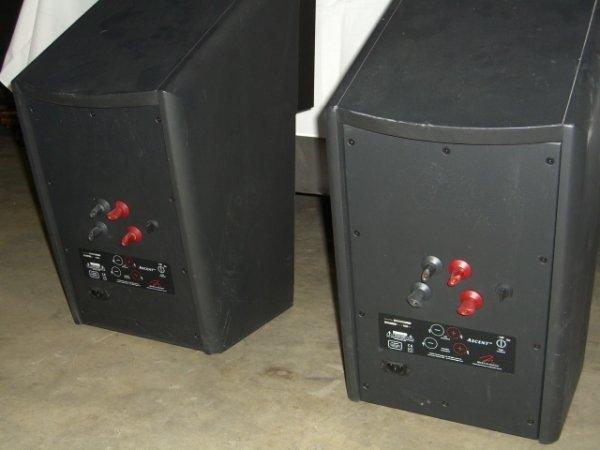20: (2) Martin Logan Ascent Floor Model Speakers - 9