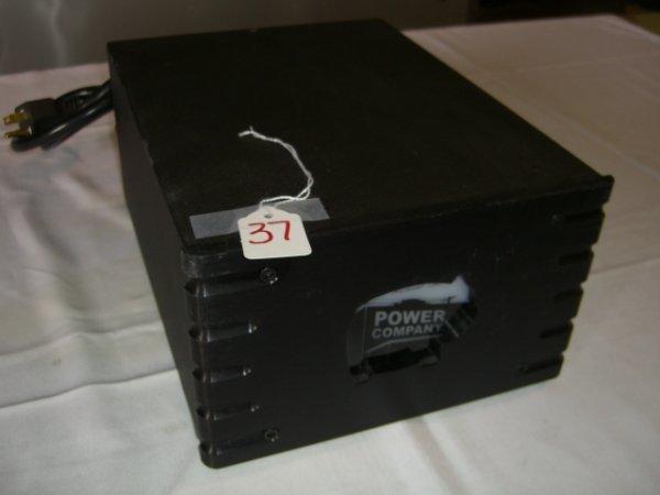 37: Richard Gray's Power Company Power Supply