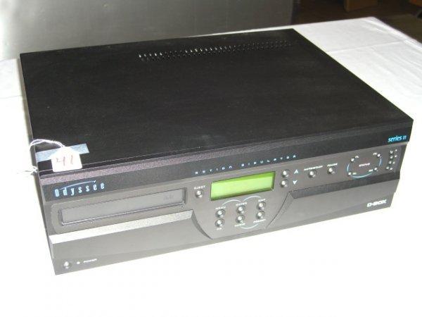 41: Odyssee Series II Motion Simulator D-Box