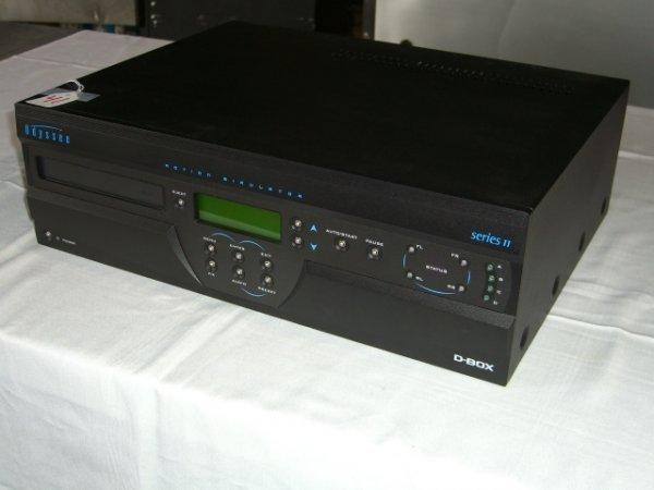 41: Odyssee Series II Motion Simulator D-Box - 2