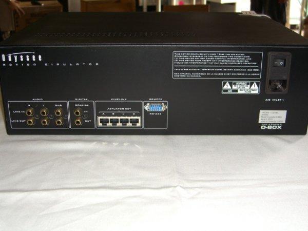 41: Odyssee Series II Motion Simulator D-Box - 4