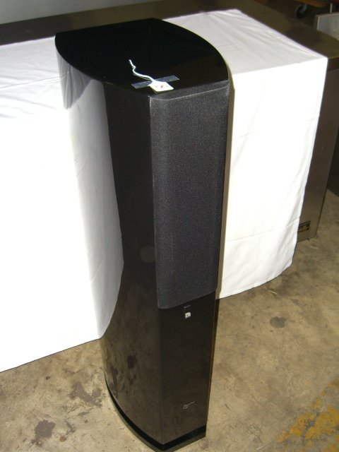 60: Audio Pro Subwoofer Amplifier Floor Speaker