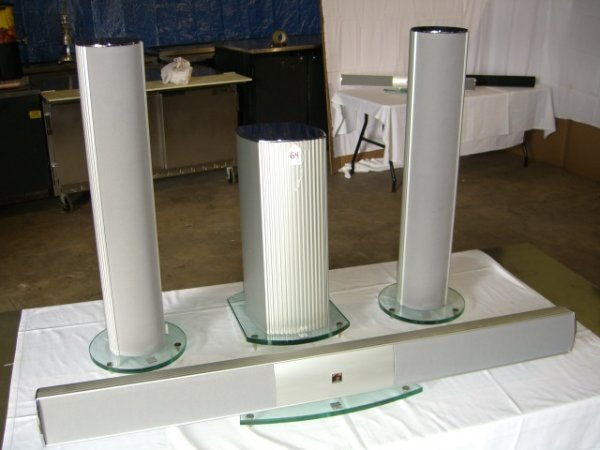64: (4) Ceratec Speakers System