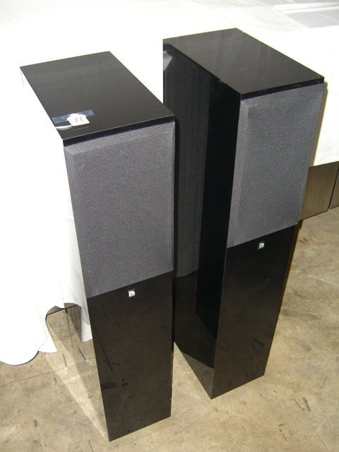 71: (2) Audio Pro Black Diamond Loudspeaker Systems