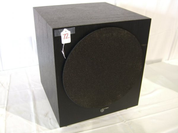 72: Audio Pro Sub Supreme Subwoofer Amplifier