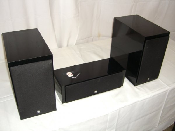 72A: (3) Audio Pro Speakers