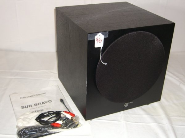96: Audio Pro Sub Evidence MkII Subwoofer Amplifier