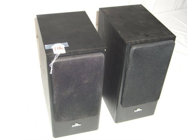 106: (2) Jungle Rex AF-21 Speakers
