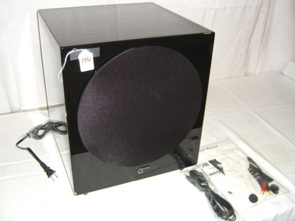 146: Audio Pro B7 Sub Bravo Subwoofer Amplifier