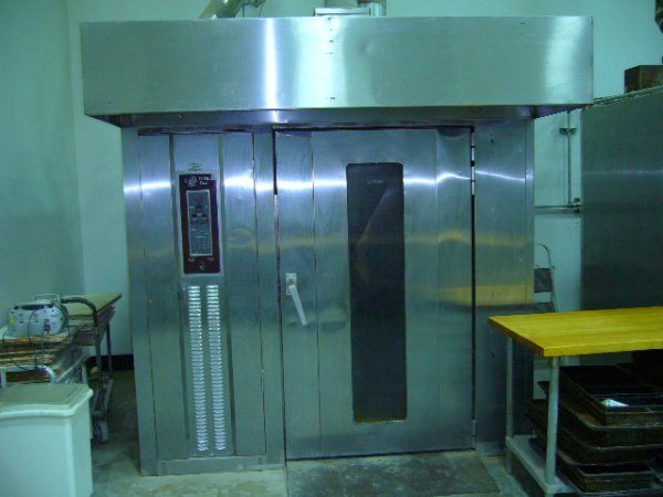 511: Bakers Aid Ultra Two Rack Oven BAUT-2G-2