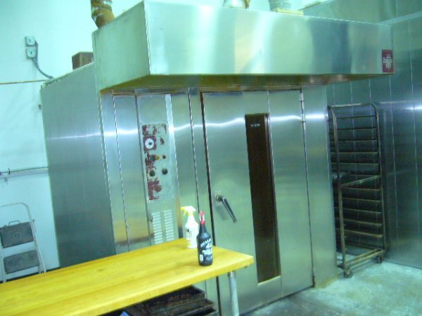 512: Bakers Aid Ultra Two Rack Oven BAUT-2GCP